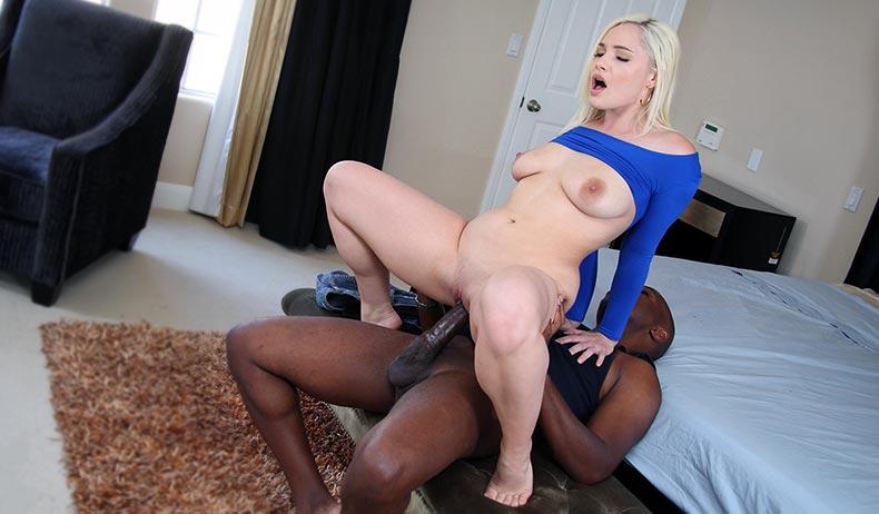 Blacks On Blondes - Hadley Visca
