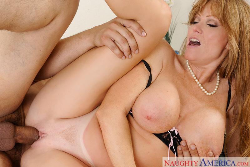 My Friend's Hot Mom - Darla Cran