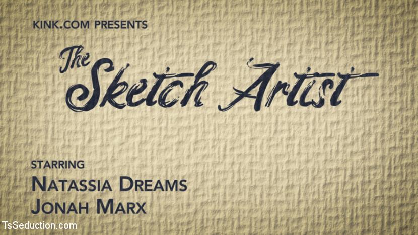 The Sketch Artist: Model Natassi