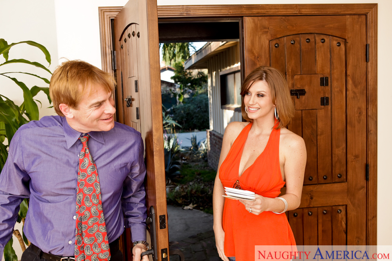 Neighbor Affair - Sara Stone & E