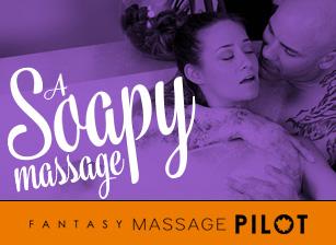 A Soapy Massage Scène 1