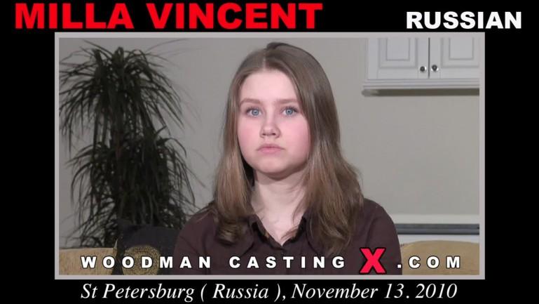 Milla Vincent casting