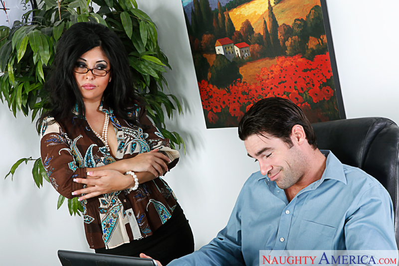 Naughty Office - Jaylene Rio & C
