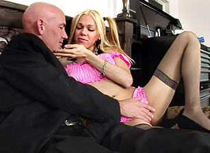 Transsexual Babysitters #12