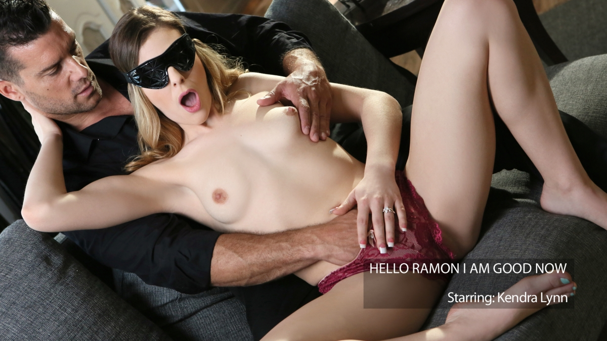 Kendra Tries Out Ramon For Herse