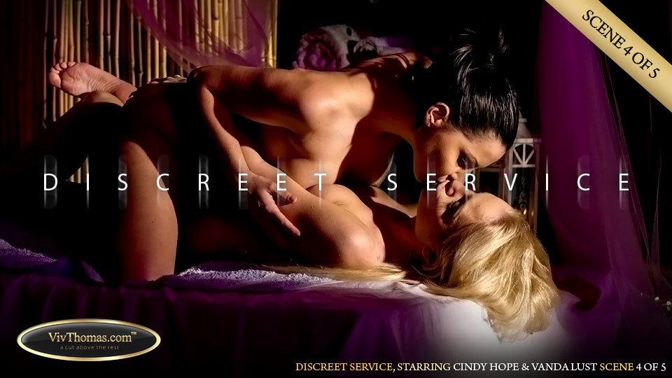 Discreet Service Scene 4