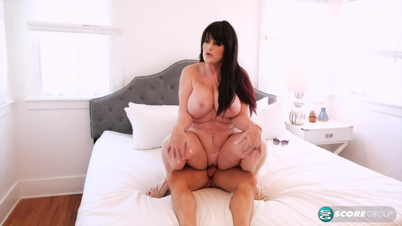 Ass-fucked by her step-son