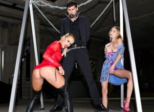 Time Master Sex Witches Scena 2