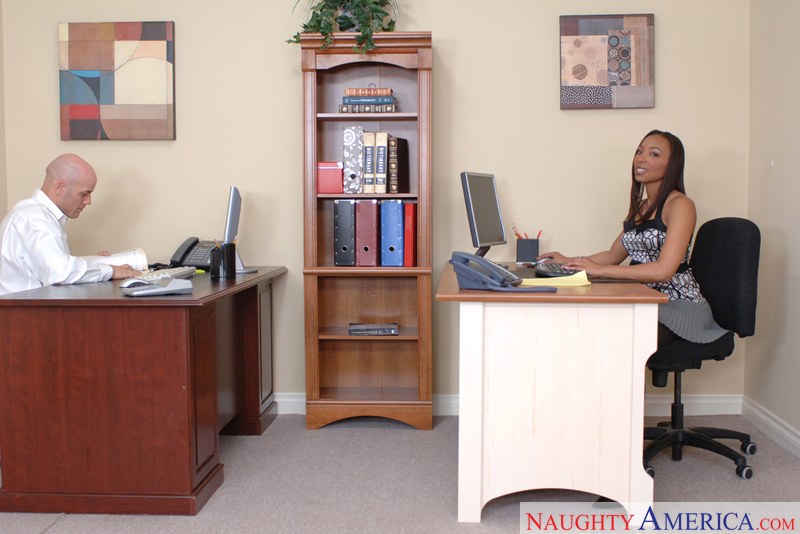 Naughty Office - Roxy Reynolds &