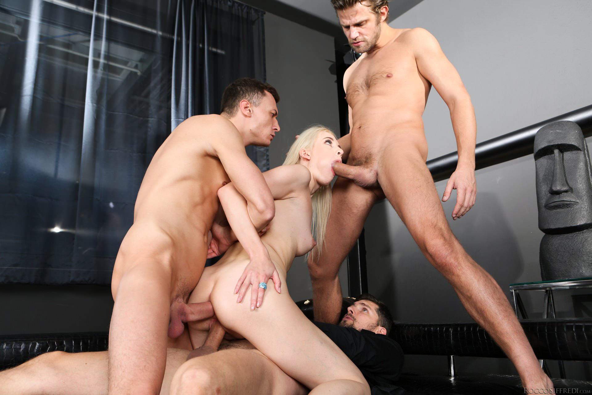Rocco's Perverted Secretaries -