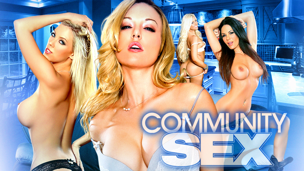 Community Sex Scène 1