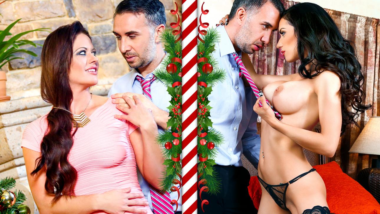 Christmas Mistress Scène 1