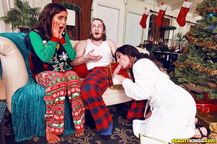 Christmas Surprise Scène 1