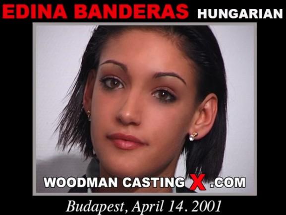 Edina Banderas casting