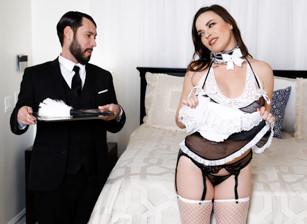 French Anal MILF Maids - Dana De