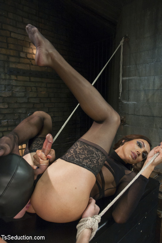 Yasmin Lee and Her Powerful Cock