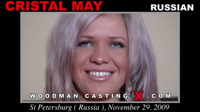 Cristal May casting