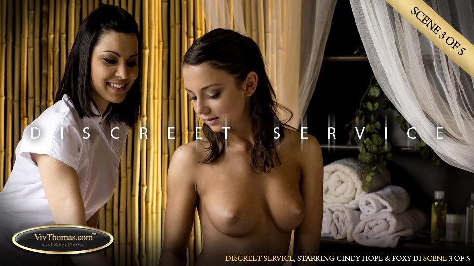 Discreet Service Scene 3
