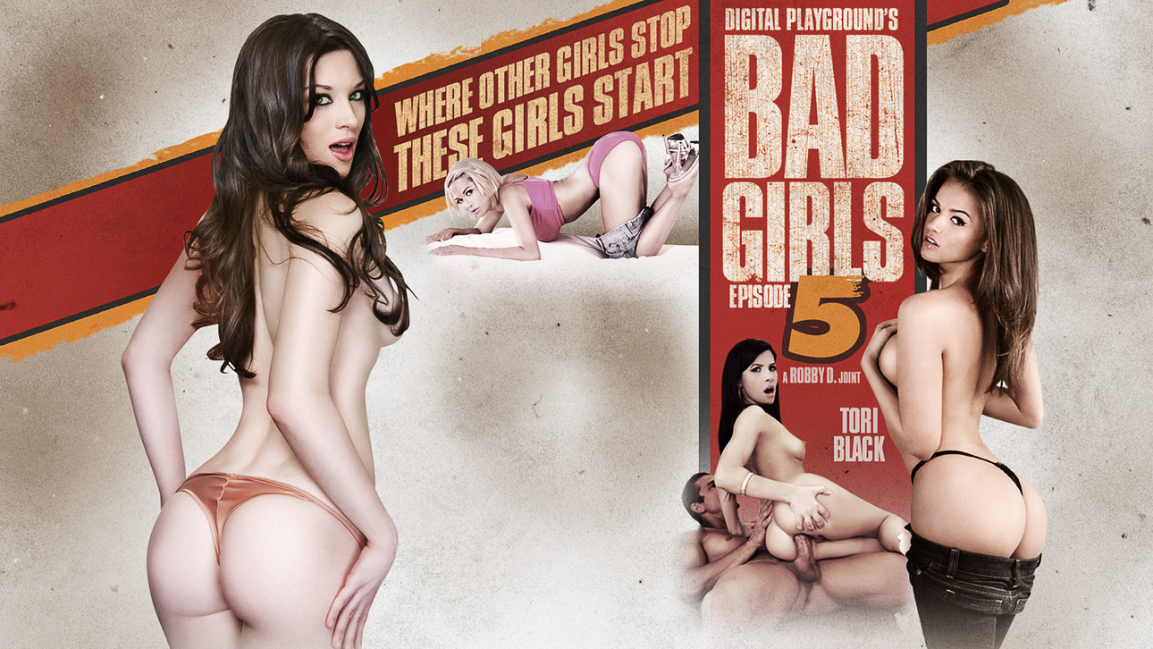 Bad Girls 5 Scène 1