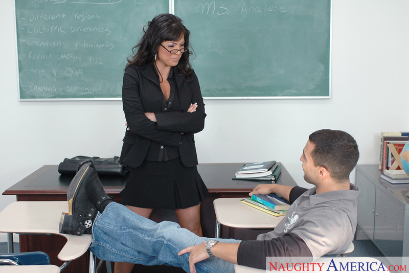 My First Sex Teacher - Adriana A