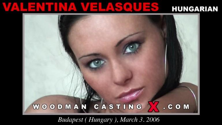 Valentina Velasques casting