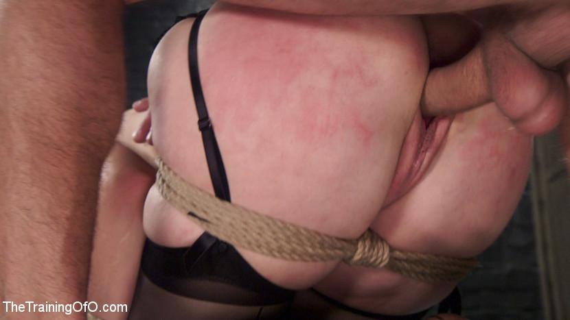 Redhead Spanish Slave Training -