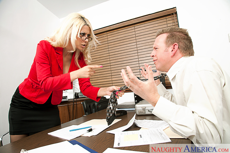 Naughty Office - Jazy Berlin & M