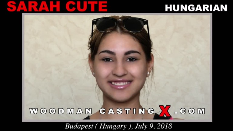 Sarah Cute casting