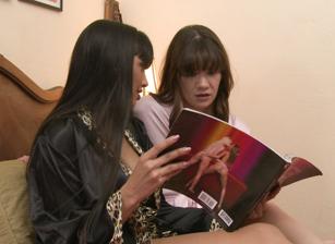 Lesbian Seductions #56 Scène 1