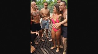 Rocco Siffredi Hard Academy Backstage, part 8 Scena 8