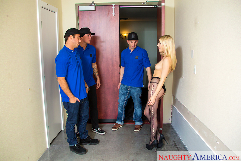 Naughty America - Karla Kush & B
