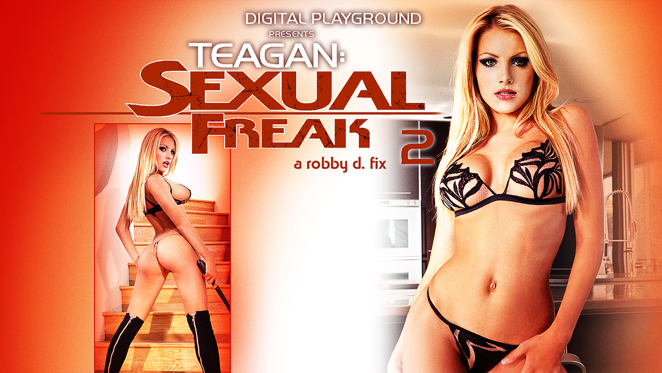 Teagan: Sexual Freak 2 Scène 1