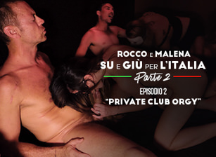Private Club Orgy Scena 2