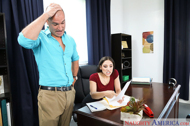 Naughty Office - Abella Danger &