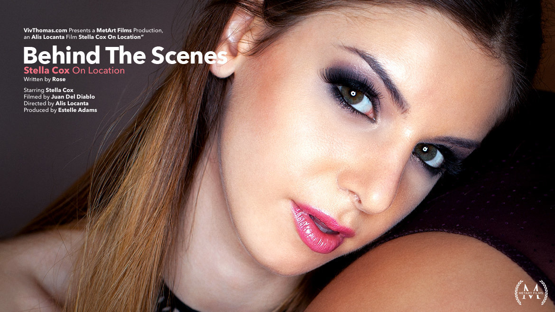Behind The Scenes: Stella Cox On