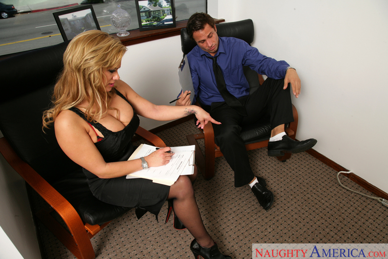 Naughty Office - Shyla Stylez &
