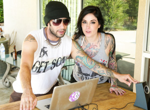 Joanna Angel's Pool Party - Part