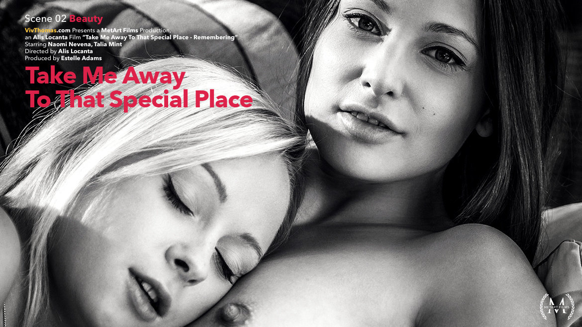 Take Me Away To That Special Place Episode 2 - Beauty Scène 1