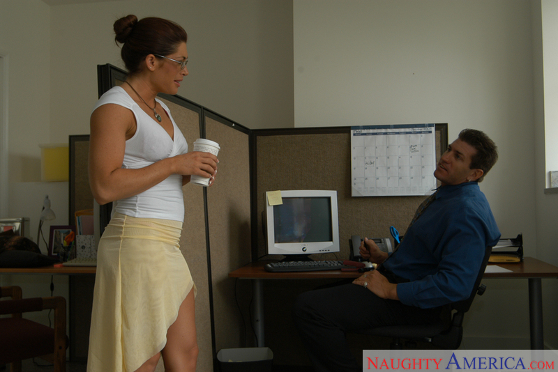 Naughty Office - Aria Noir & Lee