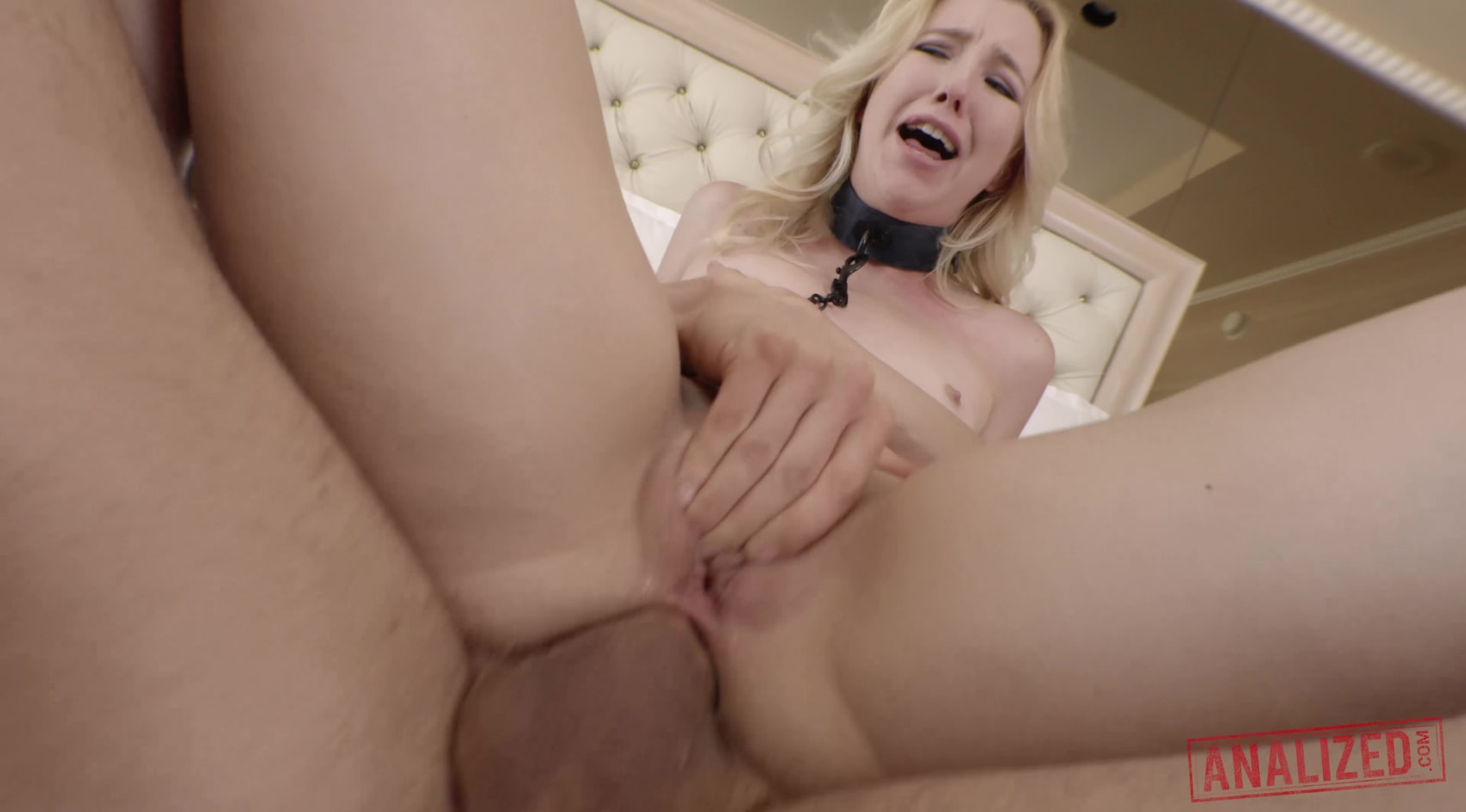 Samantha Rone Blonde Anal Sex To