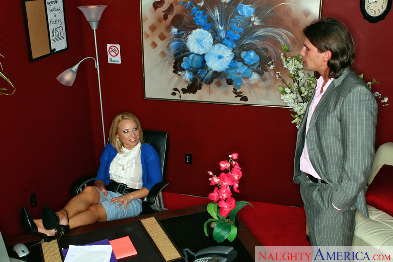 Naughty Office - Jasmine Tame &