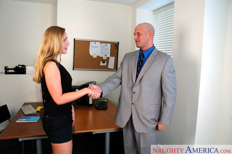 Naughty Office - Lauren Phoenix