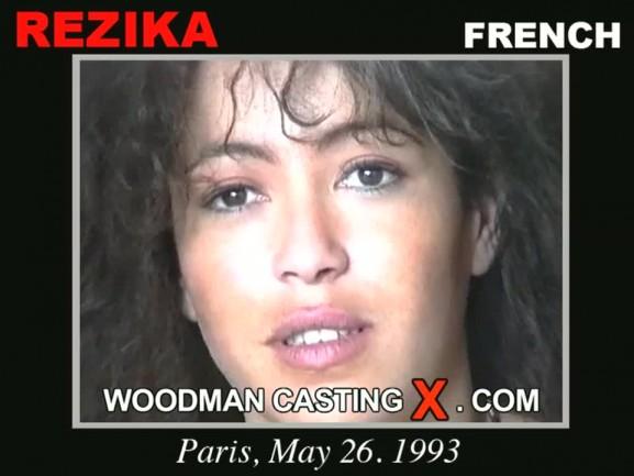 Rezika casting