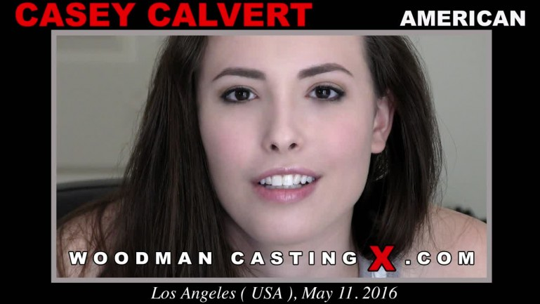 Casey Calvert casting