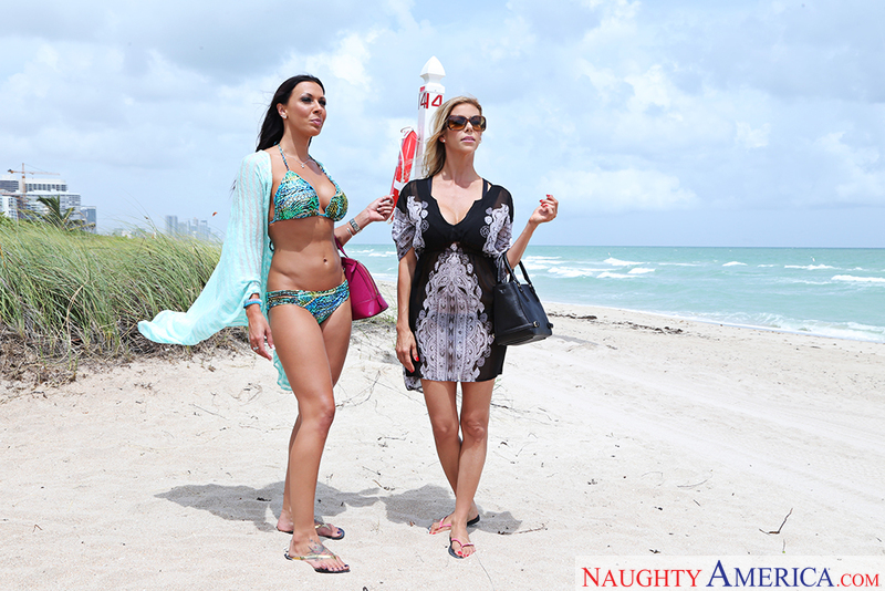 Wives on Vacation - Alexis Fawx