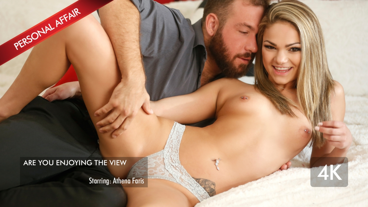 Young Hottie Athena Fucks The Bo
