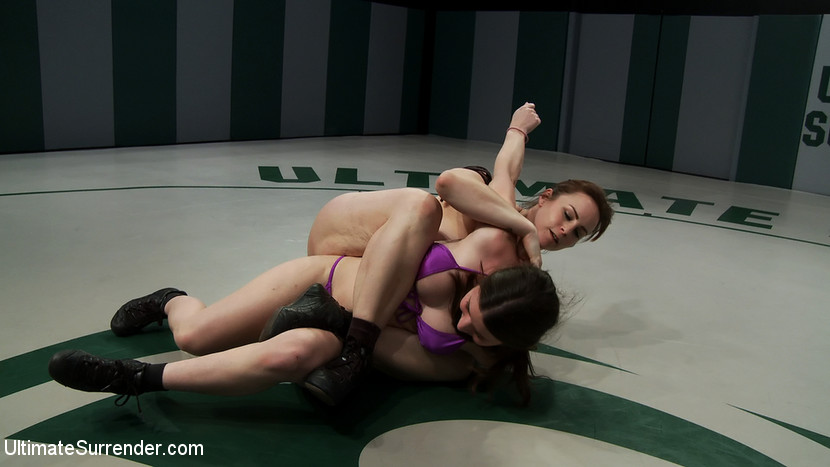 New rookie on the mat gets a fac