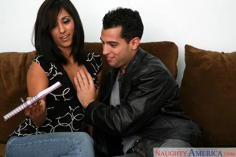 Latin Adultery - Reena Sky & Mik