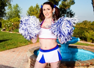 Transsexual Cheerleaders #08 Scene 2
