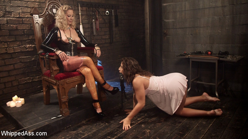 Slave to Desire: Maitresse Madel